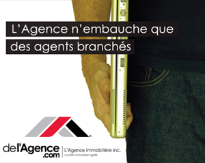 deL'Agence | courtier immobilier